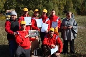Педагоги Хакасии провели туристический слёт