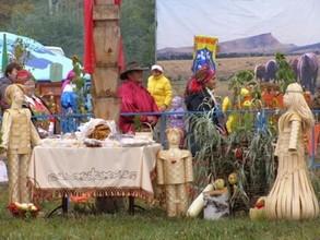 Хакасия отметила республиканский праздник «Уртун Тойы»