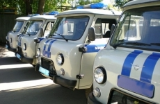 В Саяногорске завершились соревнования по футболу среди полицейских
