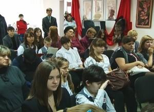 Саяногорские школьники любят и читают Пушкина