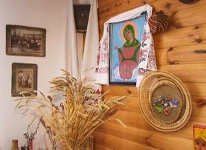 Познакомиться с народным бытом и культурой наших предков, можно побывав в «Русской горнице»