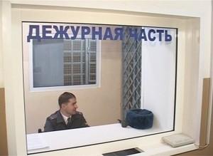 Экскурсия для школьников в отдел полиции г. Саяногорска
