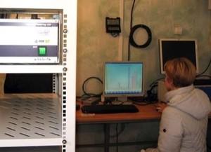 САЗ установил в Новомихайловке новый газоанализатор вредных выбросов