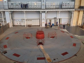 Гидроагрегат №5 Саяно-Шушенской ГЭС поставлен на холостой ход