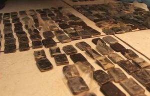 Наркополицейские Хакасии изъяли из оборота 83 «коробка» гашиша