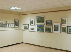 Художественная галерея Саяногорска открылась для посетителей