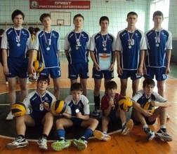 Новое «серебро» черемушкинских волейболистов