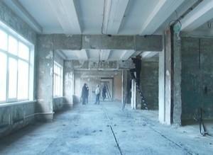 Отреставрированная школа п. Черемушки примет учеников только 1 сентября 2014 года