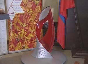 Саяногорск в ожидании Олимпийского огня