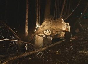 Авария на Майнском ключе унесла жизнь 25-летнего водителя