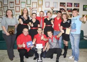 Кубок победителя фестиваля «Молодость.ру» у молодежи РУСАЛа