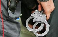 Полицейские Саяногорска задержали злоумышленника на месте преступления