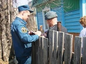 Владельцам частных домов Хакасии объяснили, как не сгореть зимой