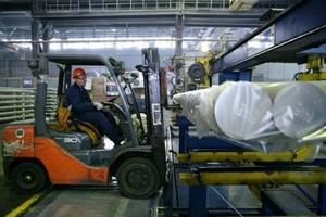Руководство РУСАЛа, несмотря на кризис, поднимет зарплаты рабочим