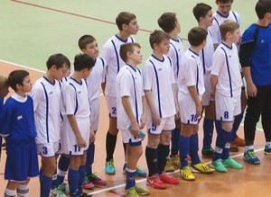 Турнир на Кубок администрации города собрал 8 лучших команд футболистов
