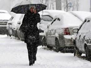Снег оказался сильнее дорожных и коммунальных служб Хакасии