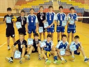 Черемушки завоевали волейбольную «бронзу»