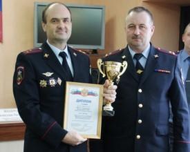 Первый переходящий кубок Вневедомственной охраны получил Саяногорск
