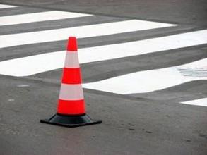 """В Хакасии автомобилист проигнорировал """"зебру"""", за что и поплатился"""