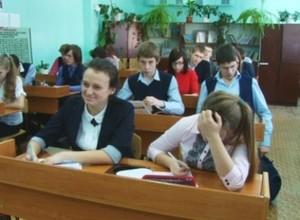 «Боевому» духу саяногорских школьников можно позавидовать
