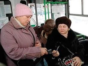 Льготные автобусы по дороге Абакан - Саяногорск ходить не перестали