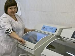 Саяногорский медцентр РУСАЛа получил десять современных медицинских приборов