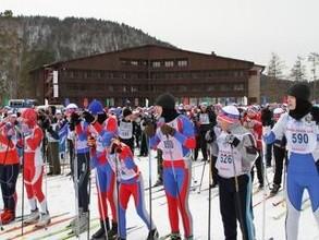 """Организаторы """"Лыжни России"""" ожидают, что на старт в Хакасии выйдут 3 тысячи участников"""