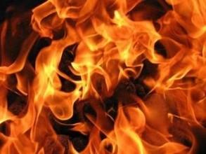 В Саяногорске нашли обгоревший труп