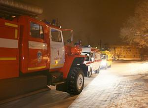 Три пожара произошло за минувшие сутки в Хакасии