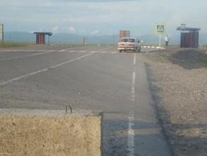 Дорога Абакан - Саяногорск пока в ожидании федеральных денег