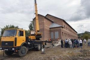 «РУСАЛ» достроит дом ветеранов в Саяногорске