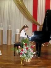 Юная пианистка из Черемушек одержала непростую победу на международном конкурсе