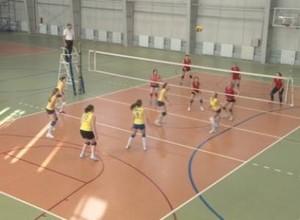 Саяногорские волейболистки борются за «тройку» в Чемпионате Хакасии
