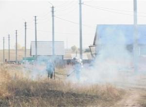 Саяногорск готовится к пожароопасному периоду