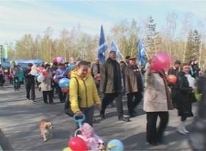 Подготовка к празднованию Дня международной солидарности трудящихся, уже идет полным ходом