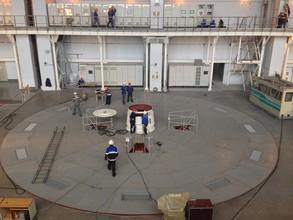 Гидроагрегат №4 Саяно-Шушенской ГЭС проходит комплексные испытания
