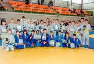 В Саяногорске состоялся региональный турнир по борьбе дзюдо