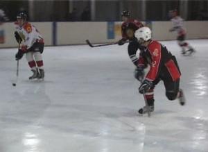 «Энергия» стала обладателем Кубка Хакасии по хоккею с шайбой