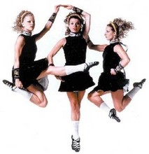 В ДК «Энергетик» пройдет единственный мастер-класс по спортивному ирландскому танцу