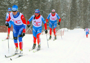 В Хакасии состоялся заключительный этап республиканских соревнований по лыжным гонкам
