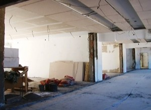 Строители: Ремонт в школе №1 Черемушек будет закончен в срок!