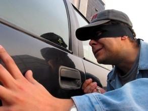 В Саяногорске полицейские нашли украденный автомобиль