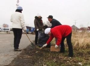 Уборка в Саяногорске началась, но свалки продолжают расти