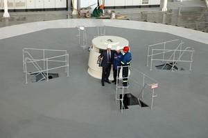 Гидроагрегат №4 Саяно-Шушенской ГЭС готов к пуску