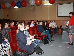 РУСАЛ презентовал в Саяногорске новый благотворительный проект