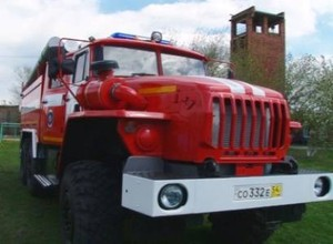 Еще одна пожарная боевая машина скоро встанет в строй