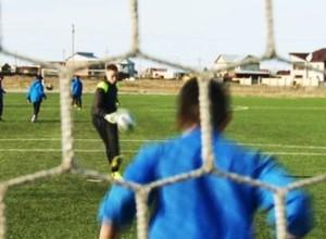 В Саяногорске растет футбольное будущее страны
