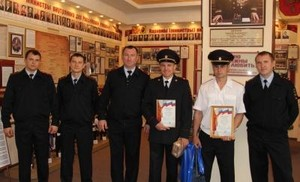 Лучший сотрудник патрульно-постовой службы работает в Саяногорске
