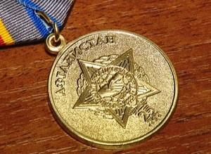 Саяногорцы получили медали в честь 25-ой годовщины окончания Афганской войны