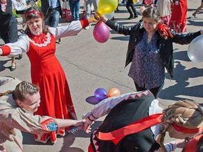 Жители Саяногорска отметят День славянской письменности народными гуляниями